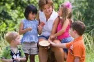 Как открыть семейный детский сад?