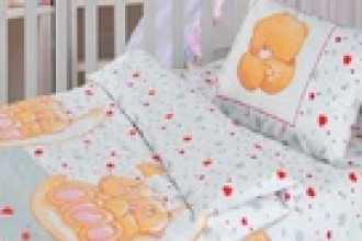 Как правильно выбрать постельное белье для ребенка