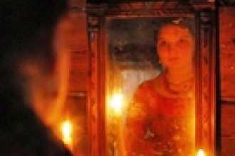 Гадание на трех зеркалах