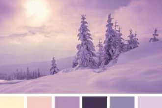 А какой ваш зимний цвет?