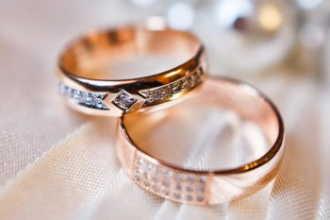 А какое именно ваше обручальное кольцо?