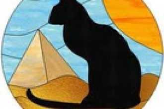 Кошка — священное животное древнего Египта