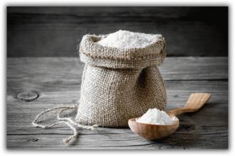 Отворот на соль от мужчины — читаем в домашних условиях