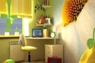 Оформление детской комнаты по фен шуй