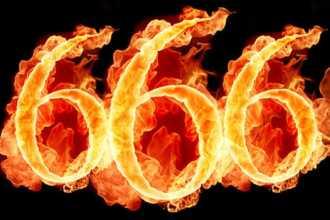 Что означает число 666 — зловещий знак или добрый символ