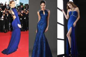 Приснилось синее платье — нюансы толкования по сонникам