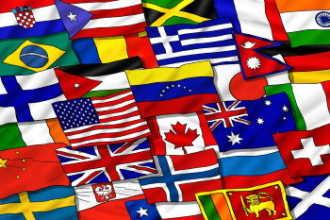 Из какой страны вы в душе?