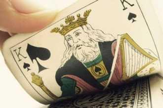 Определяемся с помощью гадания на 4 королей