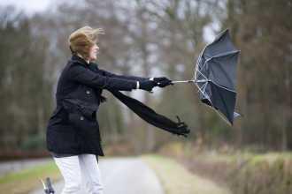 Приснился сильный ветер: подробное толкование по сонникам