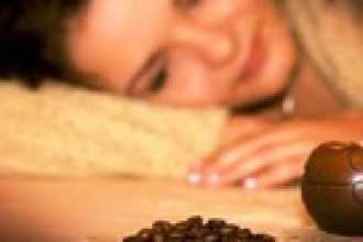 Гадание на кофейных зернах или горохе