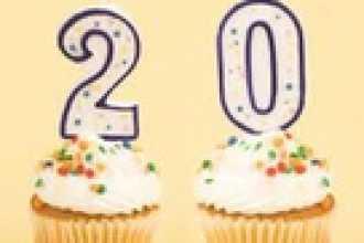 Число рождения 20