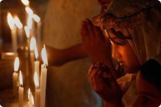 Молитва на возврат энергий, прощение — очень мощная