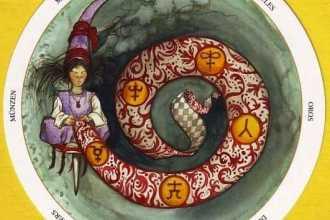 Значение 5 Пентаклей (5 Монет) Таро в раскладах