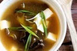 Готовим мисо суп дома