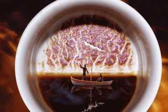 Гадание на кофейной гуще — значения символов