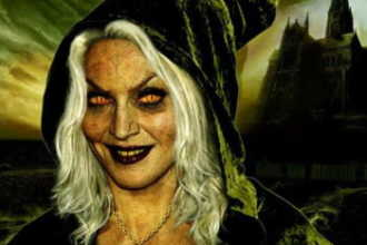 Какая ты ведьма?