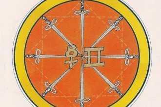8 Мечей Таро — значение в различных раскладах