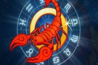 Гороскоп для Скорпиона на январь 2022 года