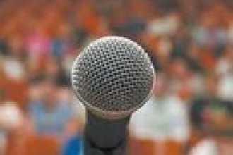 Как справиться с волнением перед большой аудиторией?