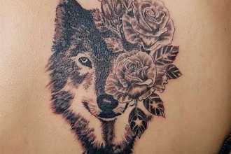 Значение тату волка: что символизирует