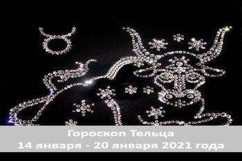 Гороскоп Тельца 14 января - 20 января 2021 года