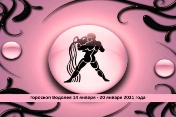 Гороскоп Водолея 14 января - 20 января 2021 года