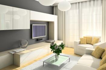 Как зрительно увеличить комнату и преобразить интерьер