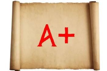 древнеримский тест по математике