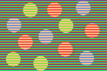 А сколько кругов видите вы?