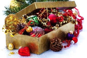 Какое вы новогоднее украшение?